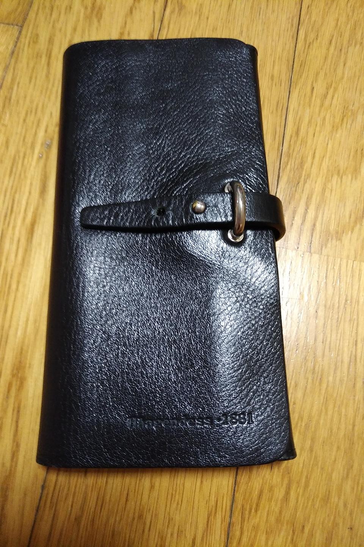 독일명품 하겐데스 장지갑 블랙
