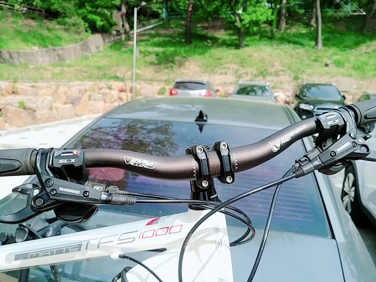 메리다1000d 자전거