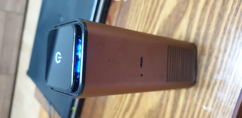 차량용 공기청정기 USB충전식