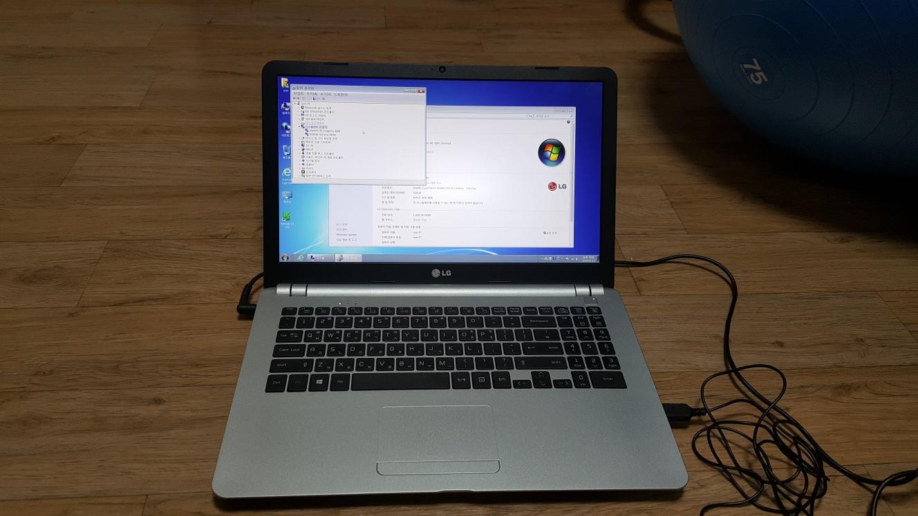 노트북 LG i5-4210M (4세대)