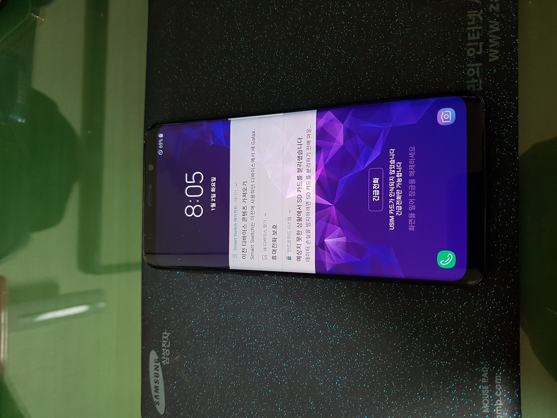 갤럭시S9 LGT정상작동기기 최저가22만