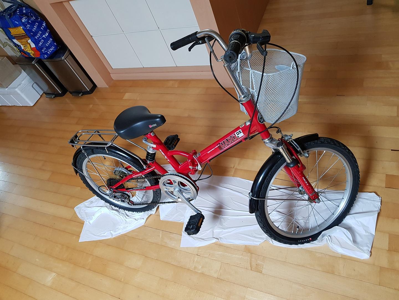미니벨로 20인치 삼천리 자전거