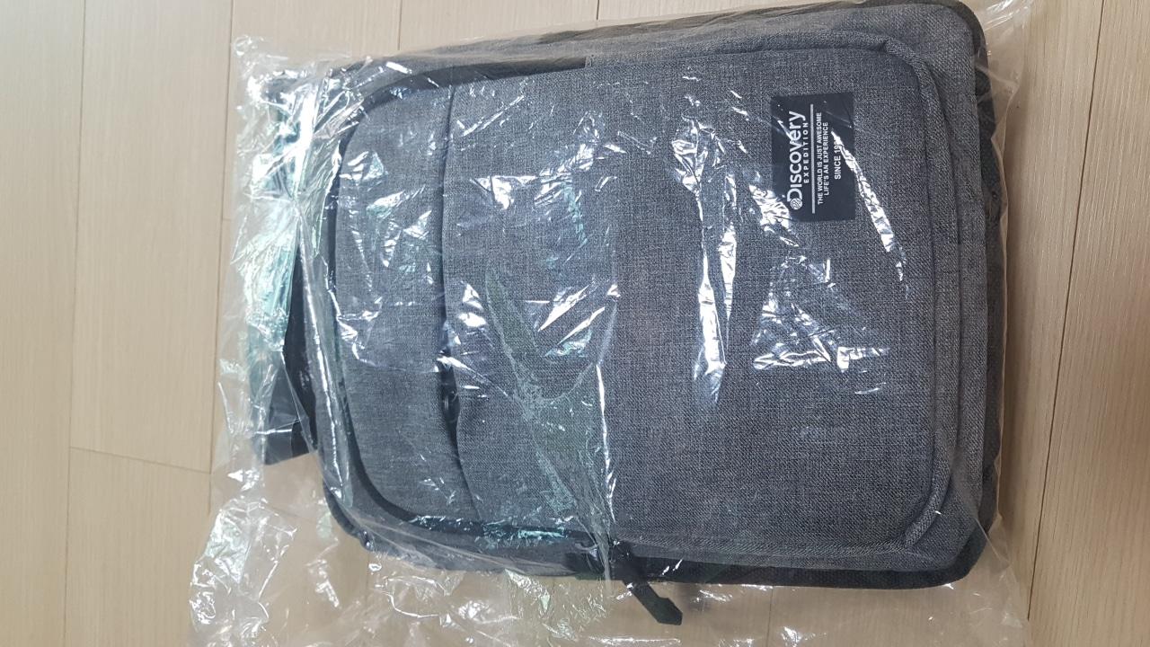 디스커버리(새제품) 클로스백 남성가방 여행가방 운동가방