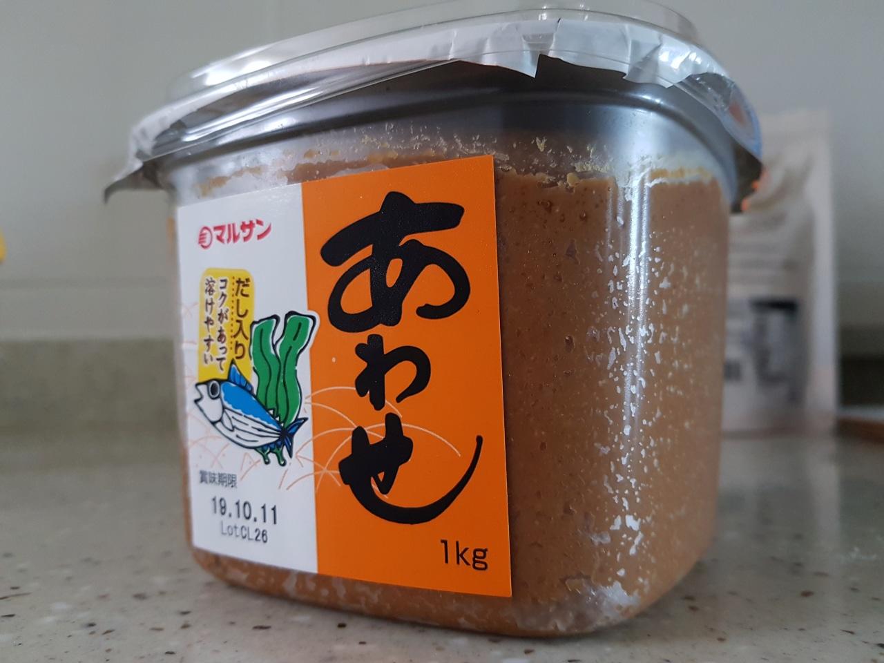 일본미소된장 1kg