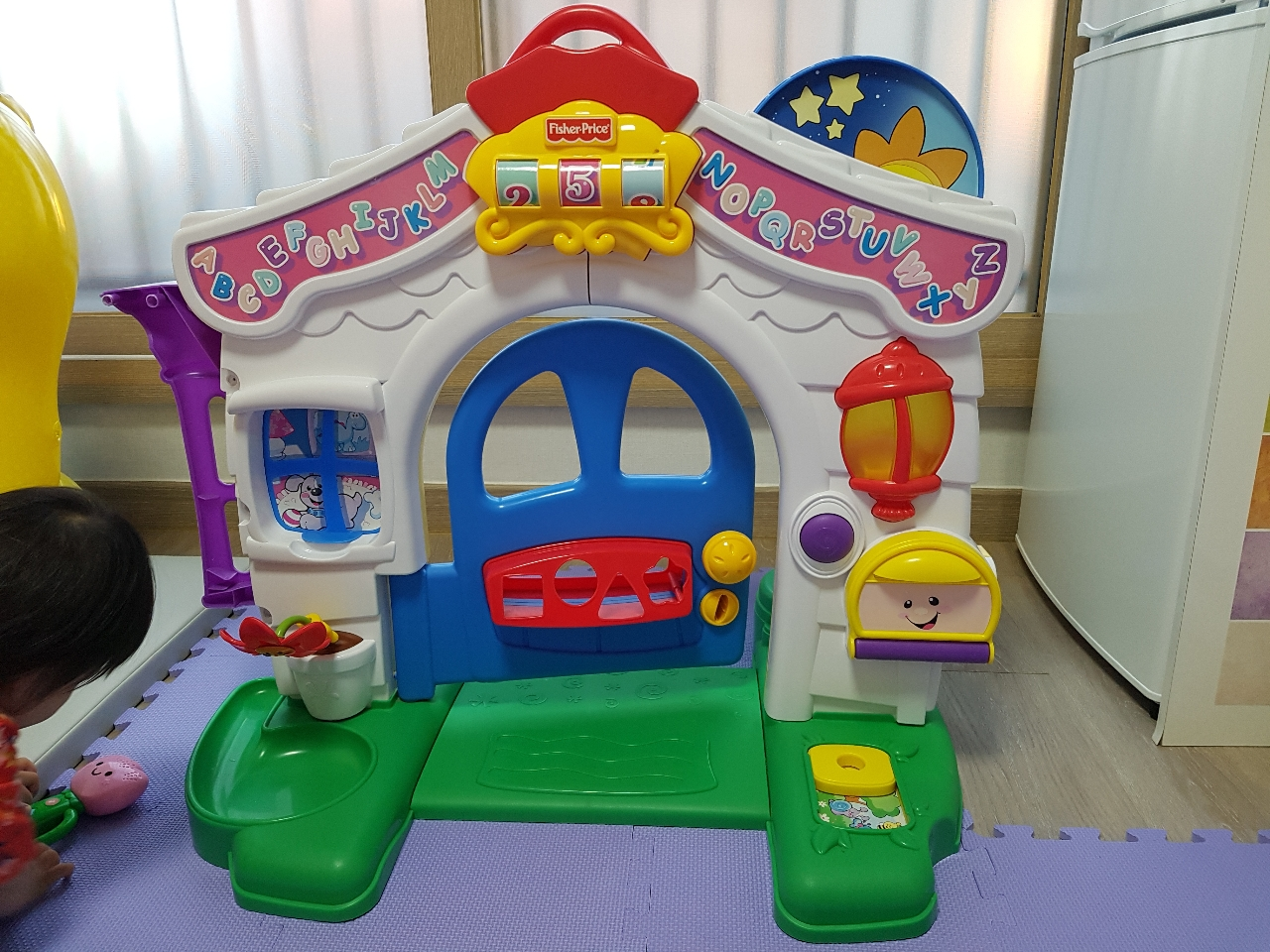 아기 장난감 3가지