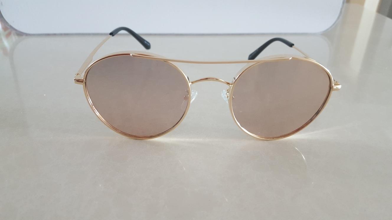 예쁜 미러 선글라스