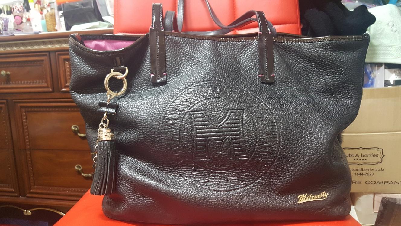 메트로시티 가방