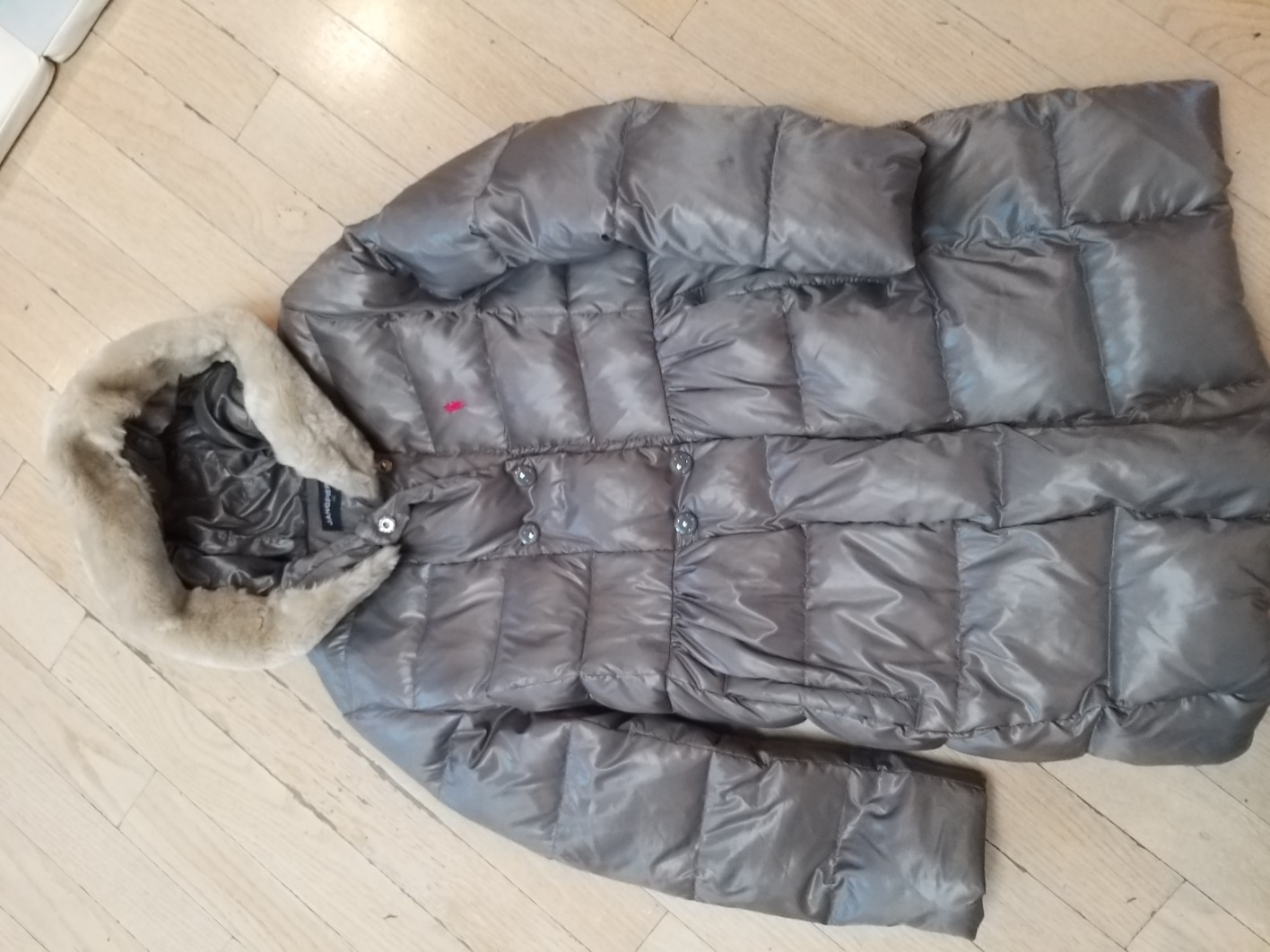 겨울 외투 160 사이즈