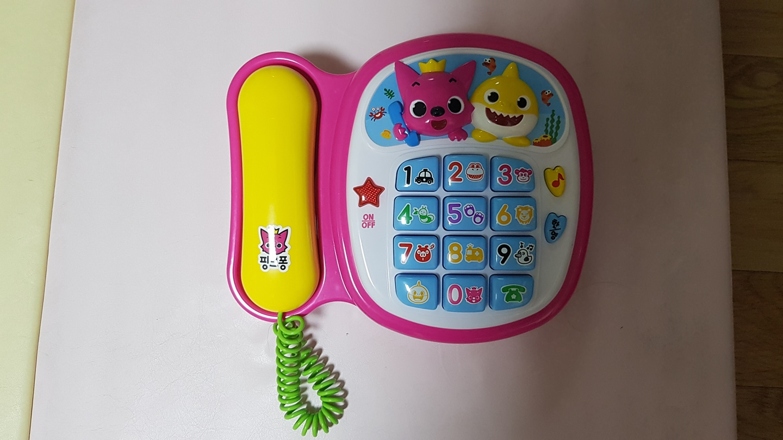 핑크퐁전화기