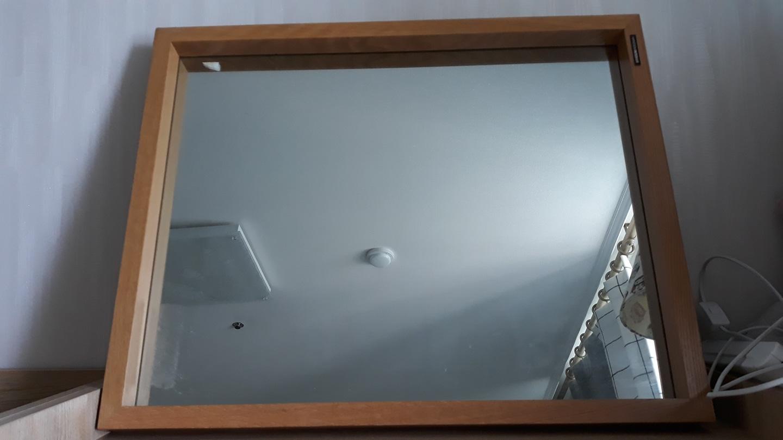 화장대 거울(거치대포함)