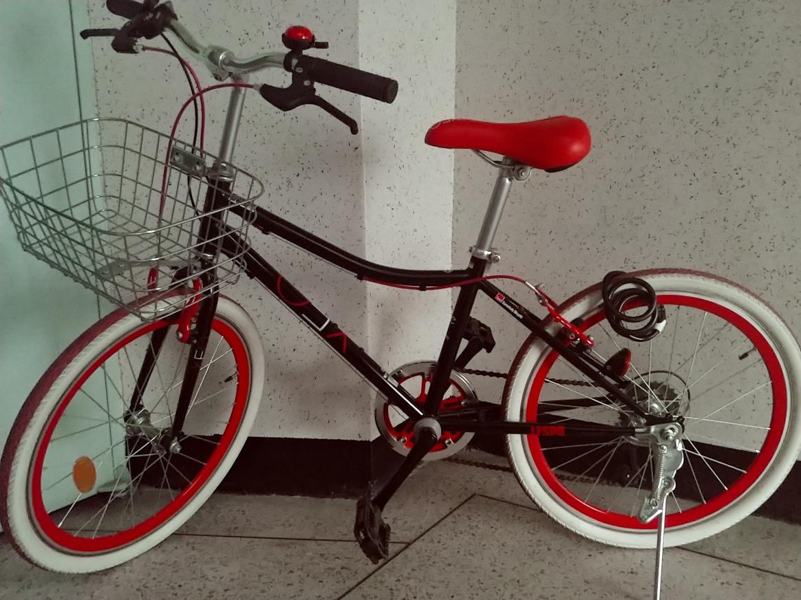 여성용/아동용 자전거