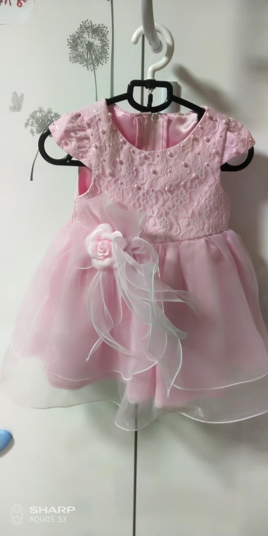 돌드레스 사랑스런 핑크 (새것수준)