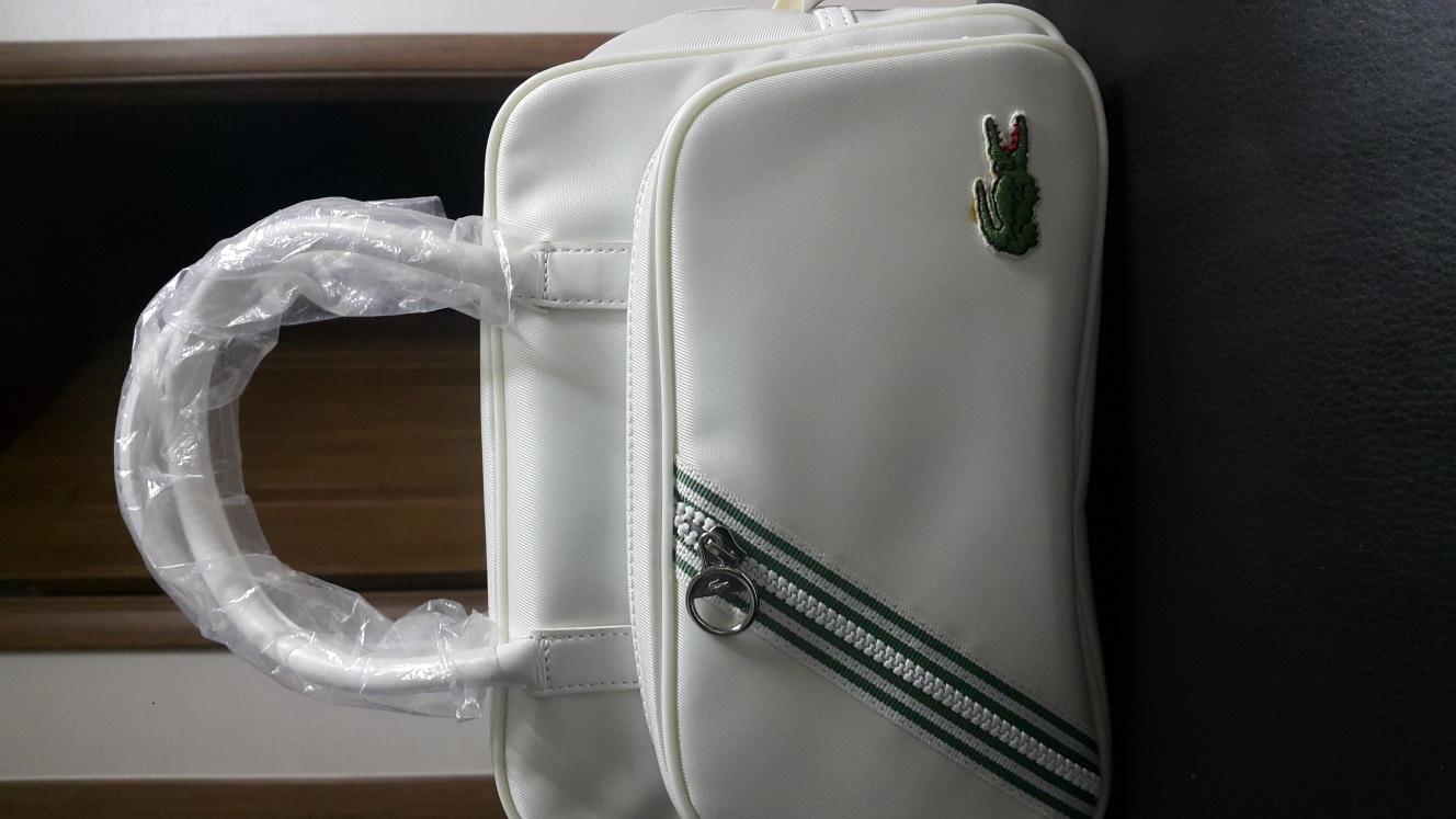라코스테가방(새제품)