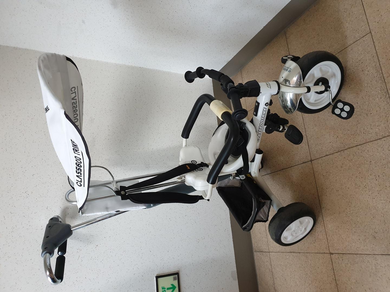 조코 클래식600 유아용 세발 자전거 팝니다.유아자전거 아동자전거 세발자전거 조코자전거
