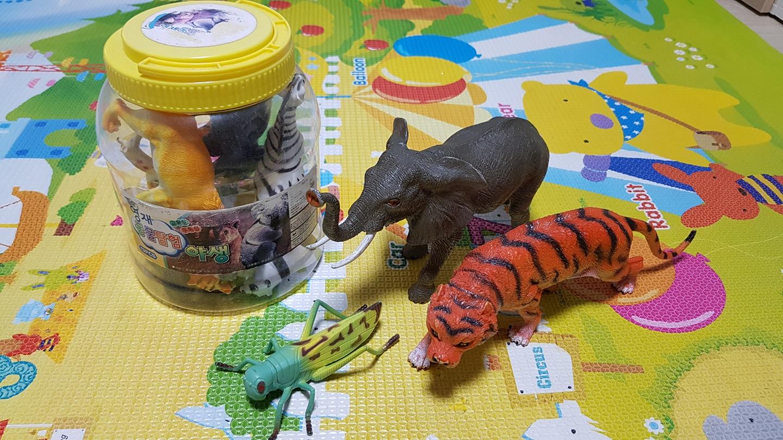 동물피규어 장난감