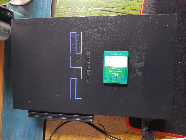 플스2 하드로더 fmcb 포함 판매