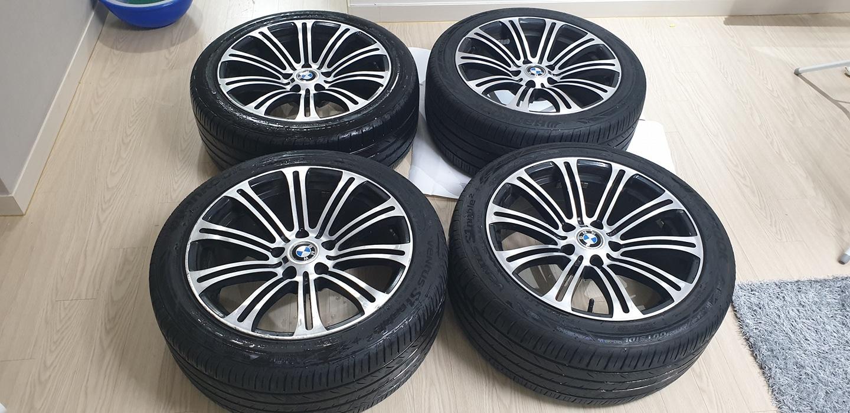 18인치 휠+타이어