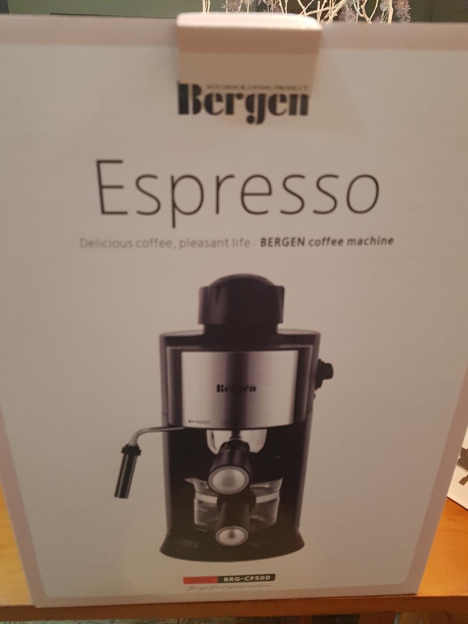 에스프레소 커피머신