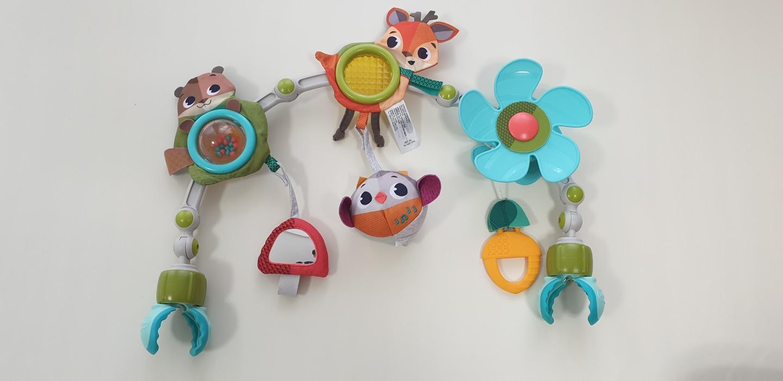 타이니러브 유모차&카시트 장난감