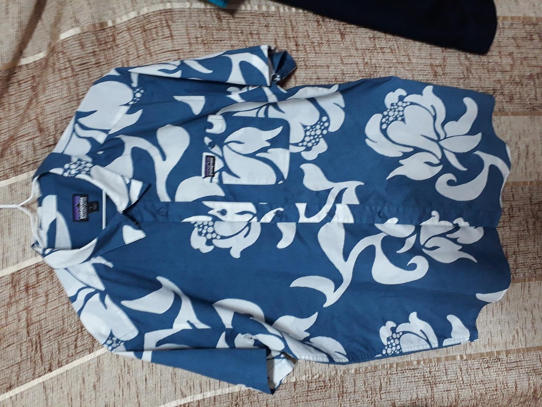파타고니아 여름 셔츠