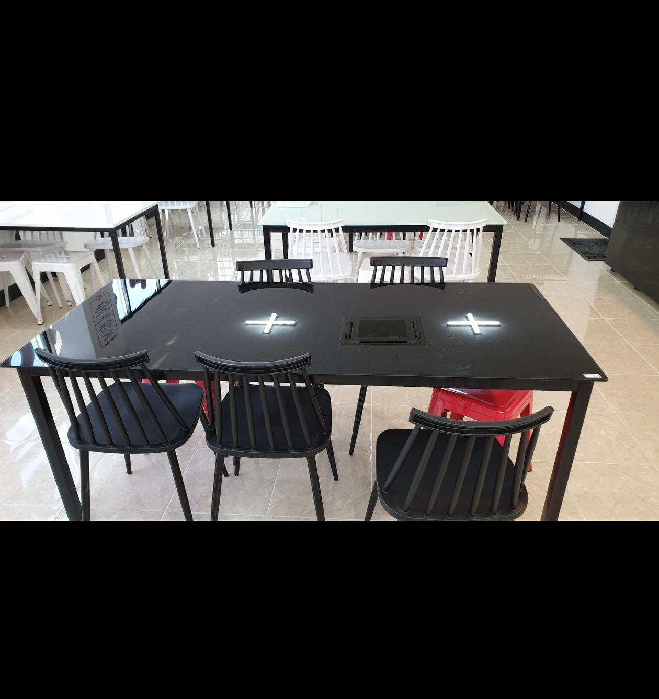 대형 식탁. 테이블 set