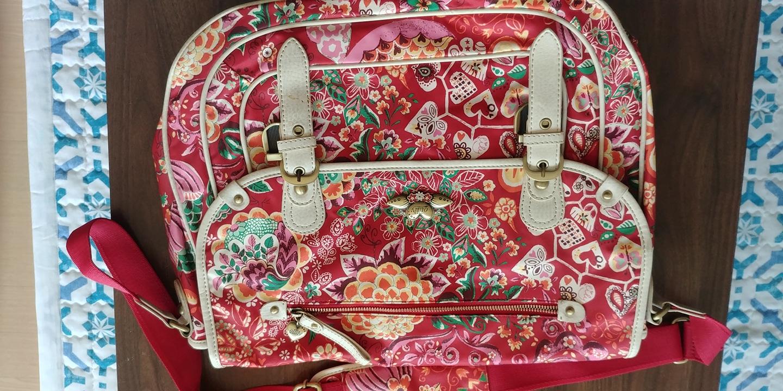 오일릴리 가방