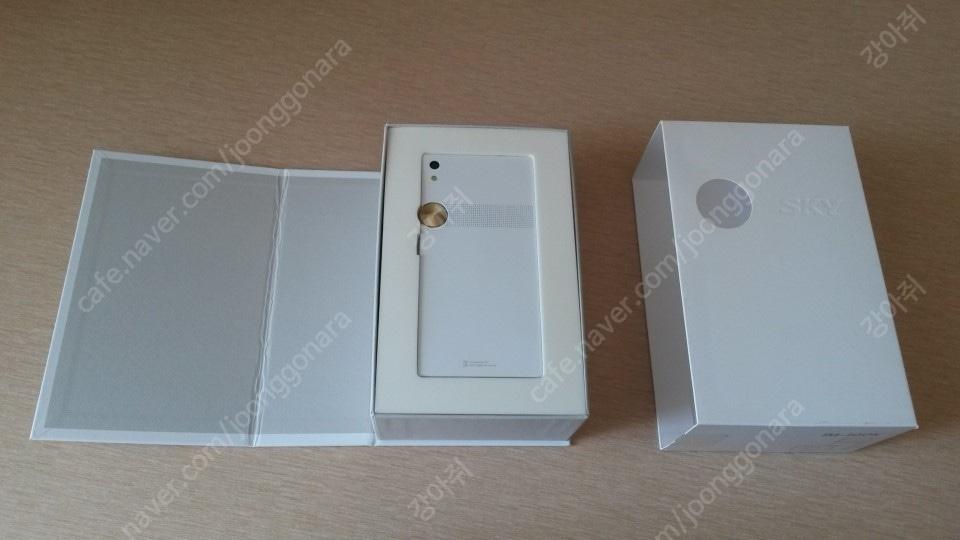 스마트폰(IM-100)미사용 풀박스 판매합니다.