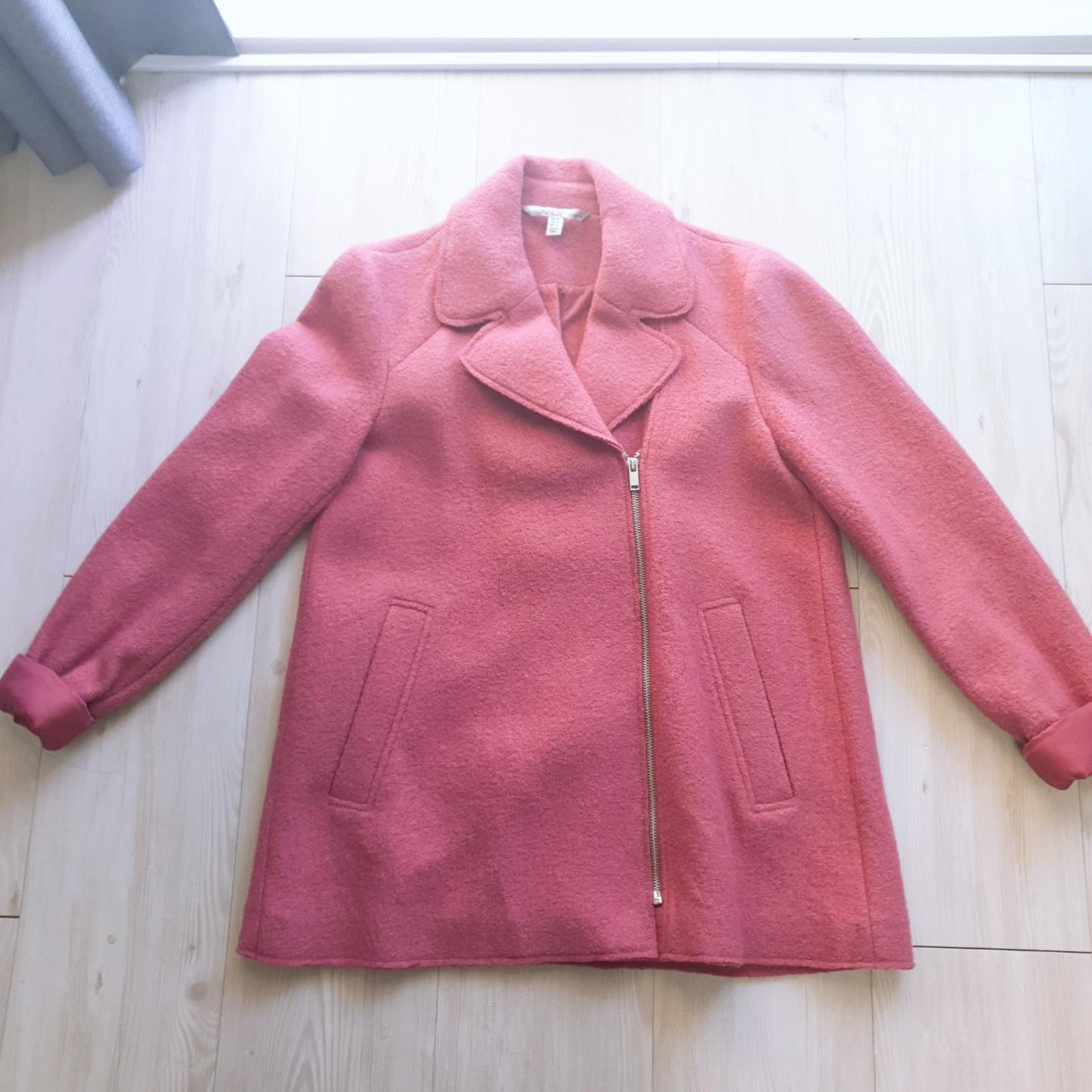 ZARA 핑크 자켓