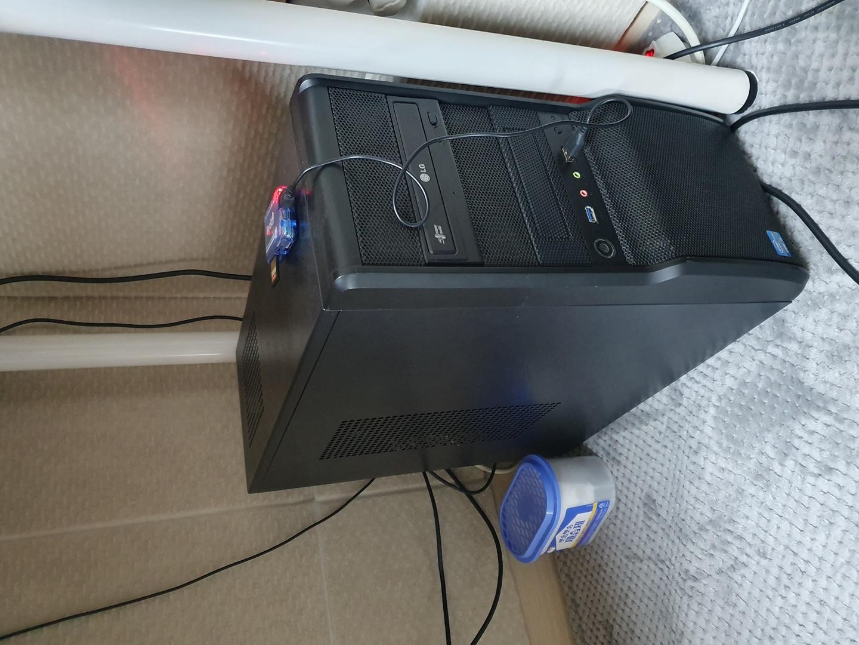 조립형 컴퓨터 처분