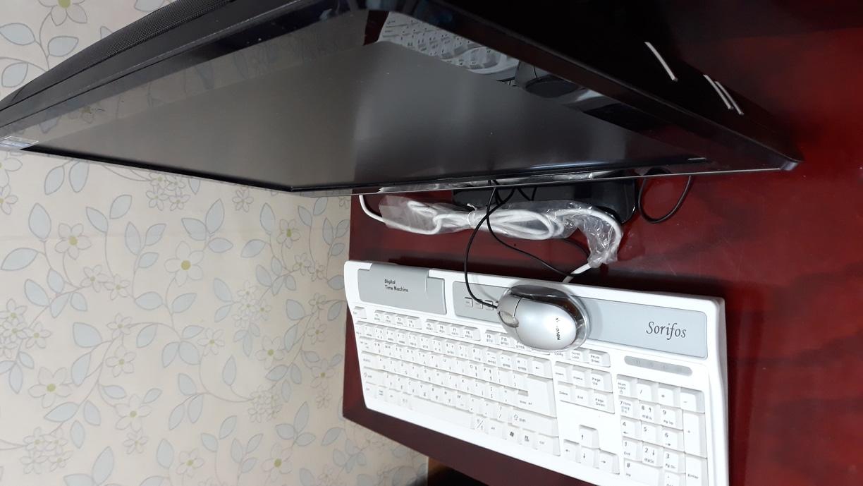 일체형 컴퓨터 일체형pc 모니터본체