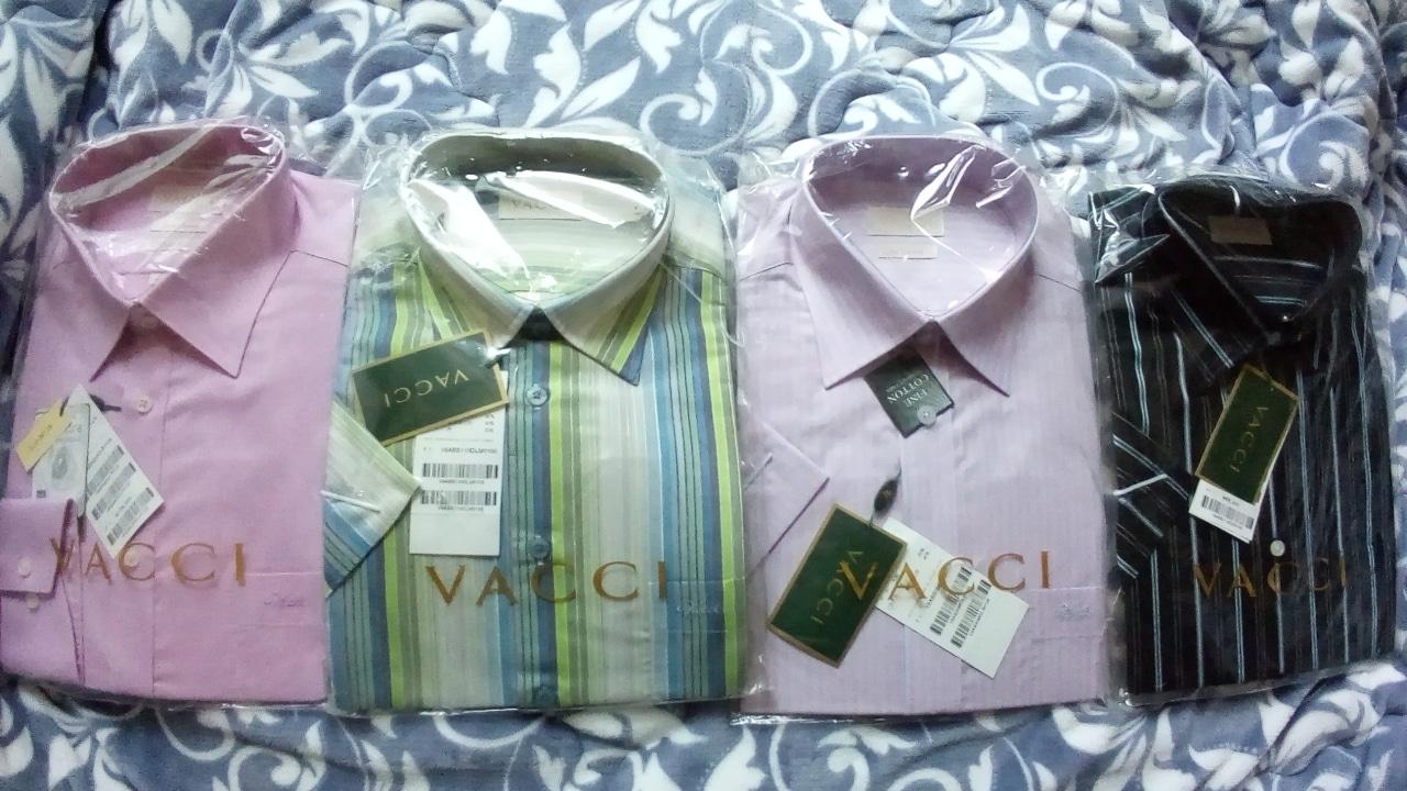 바찌 셔츠 4종