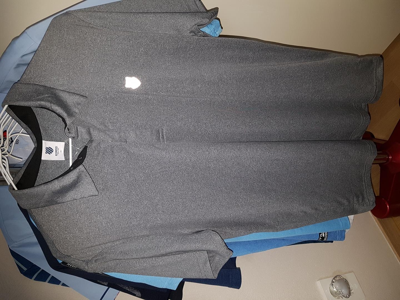 K-Swiss  티셔츠