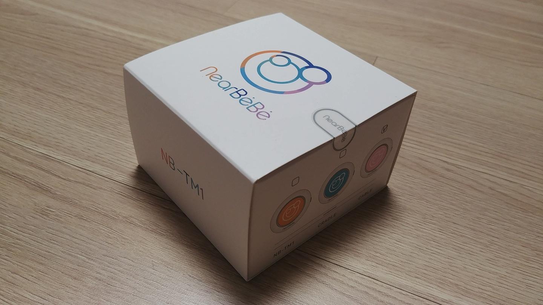 신생아~유아 스마트 전자체온계(블루투스 체온계) - 새제품