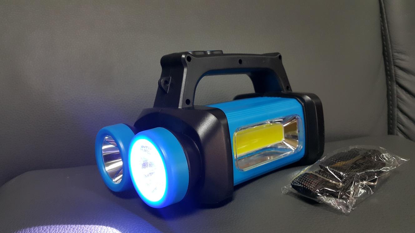 4가지 모드의 LED 후레쉬!