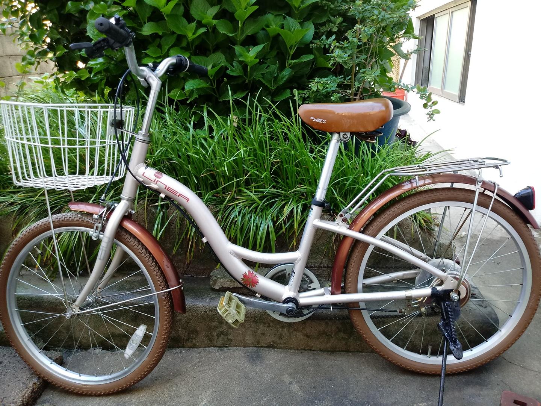 자전거 손볼데없구  깨끗하구 상태좋아요