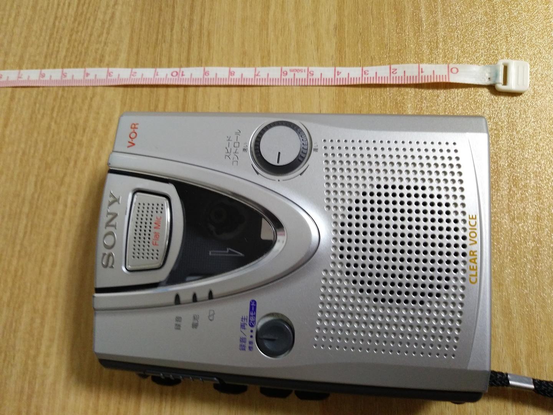 소니 어학기 SONY TCM-400