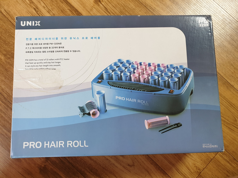 UNIX PRO HAIR ROLL