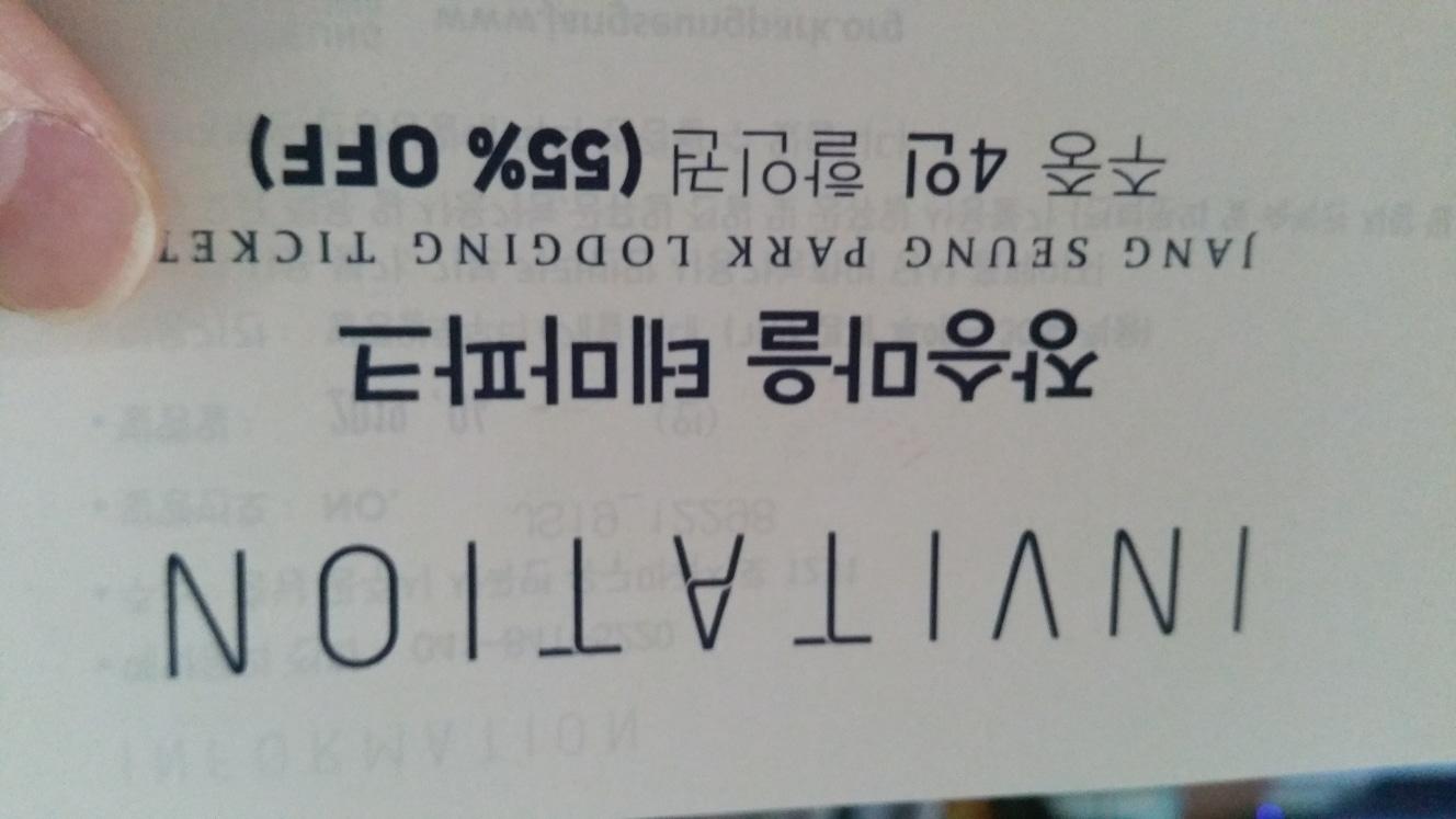 장승마을 테마파크 주중4인 55%할인권