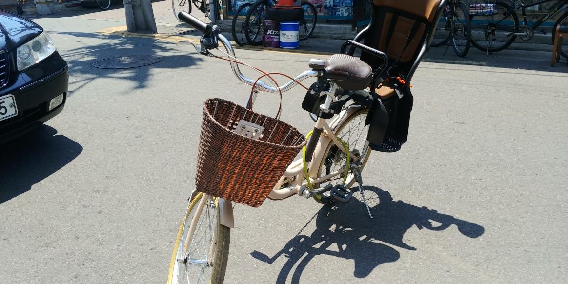 자전거 유아안장자전거
