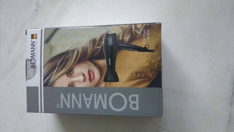 (새상품) 보만 전문가용 접이식 헤어드라이기 HT1800
