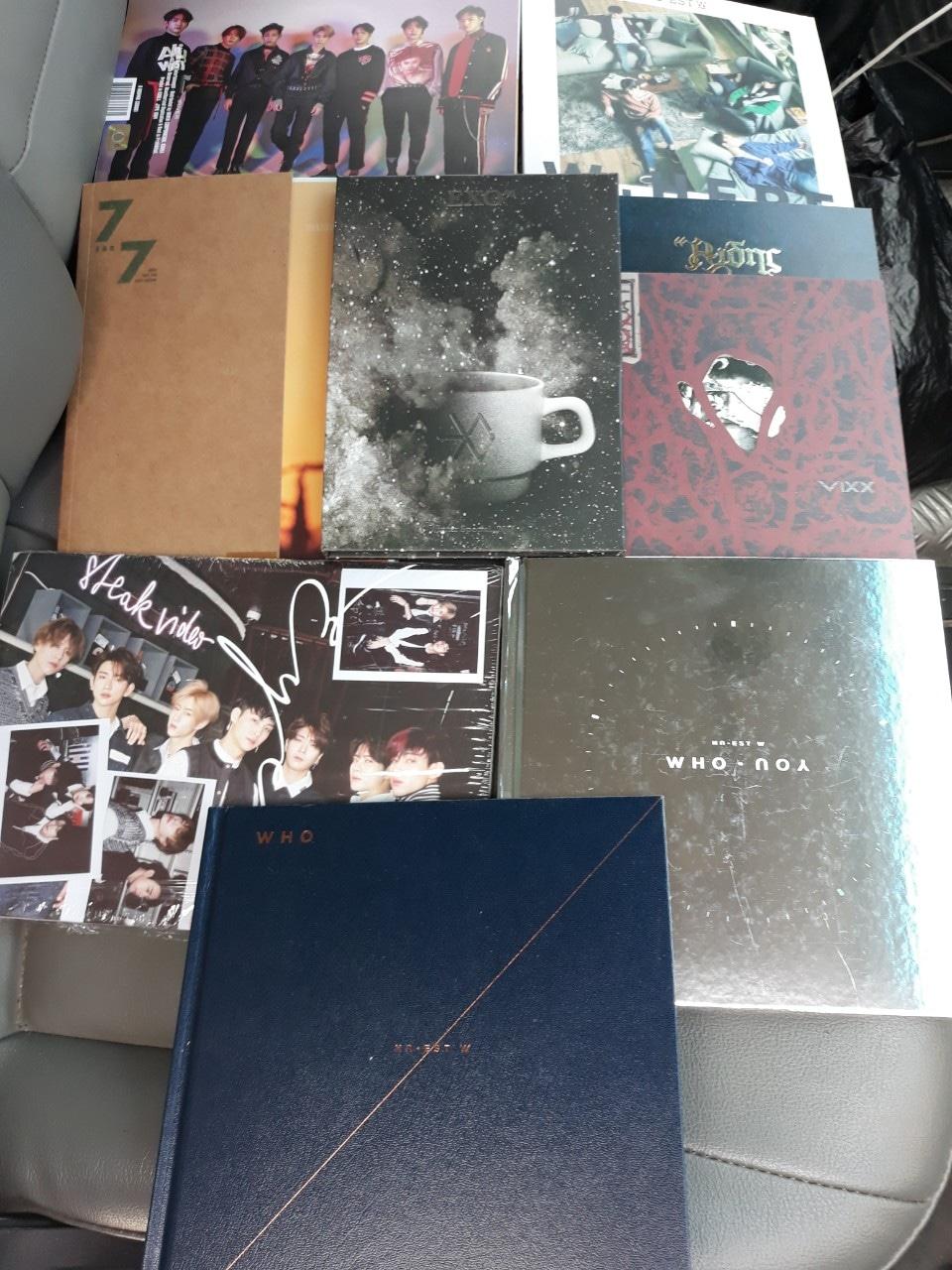 아이돌 음반 가격내림