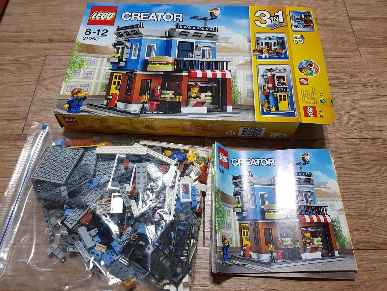 레고 크리에이터 31050 (중고)