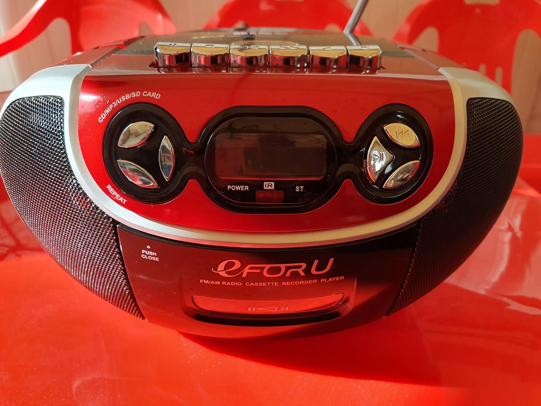 카세트 단독 2만원 CD. usb. 카세트.라디오  가능