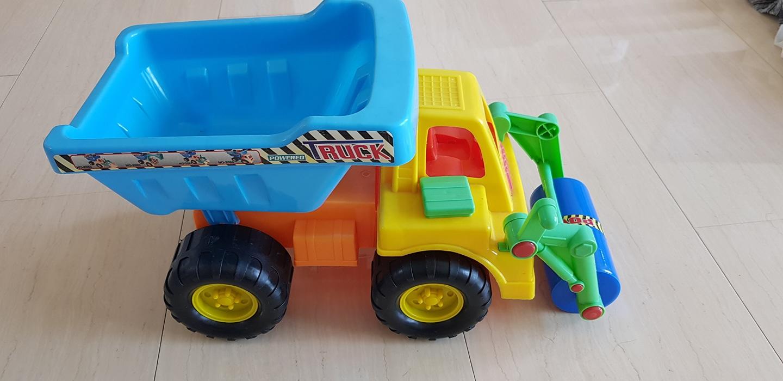 트럭자동차(로드롤러자동차),모래놀이