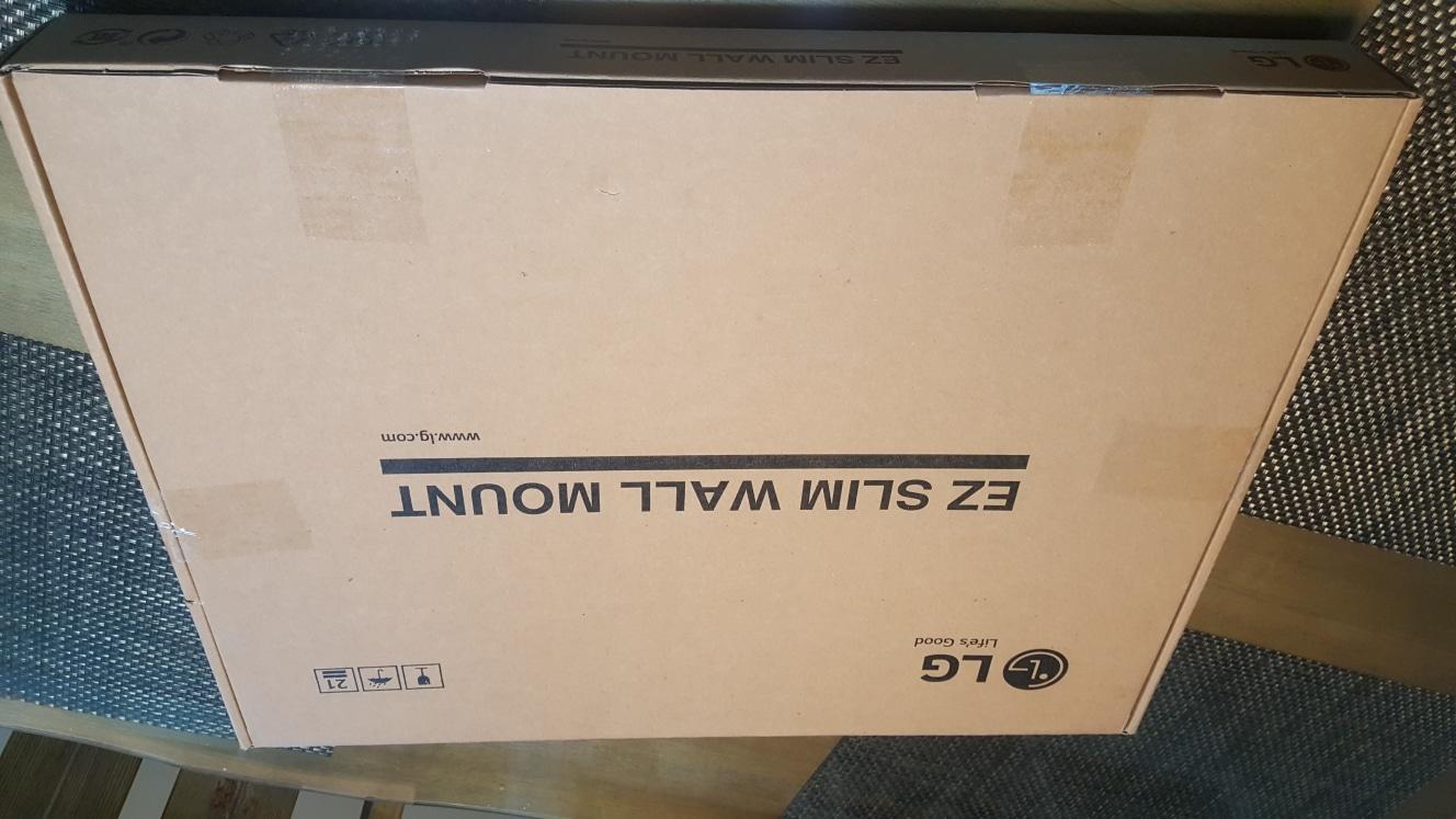 TV65인치 벽걸이 브라켓 판매