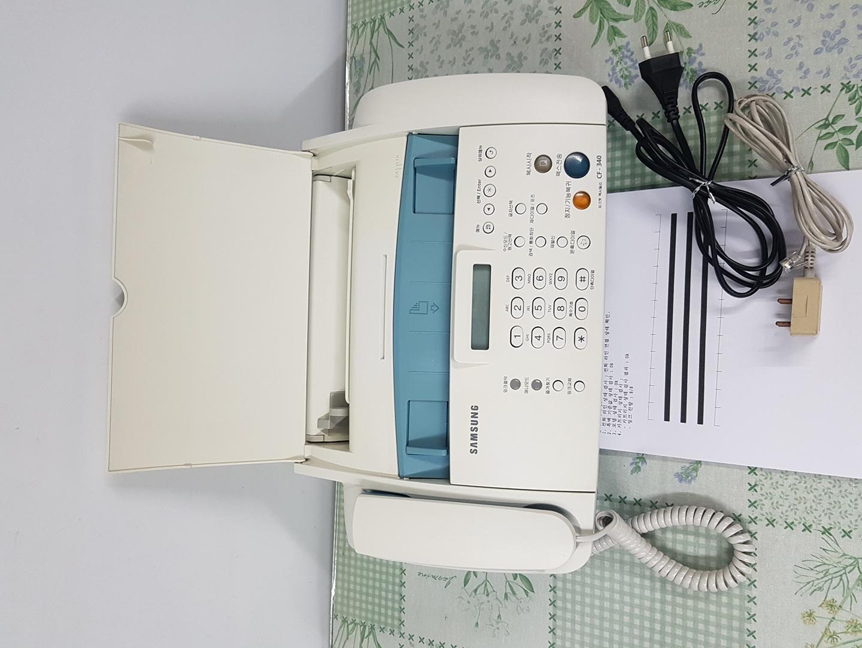 삼성 잉크젯 팩스 CF-340 팔아요