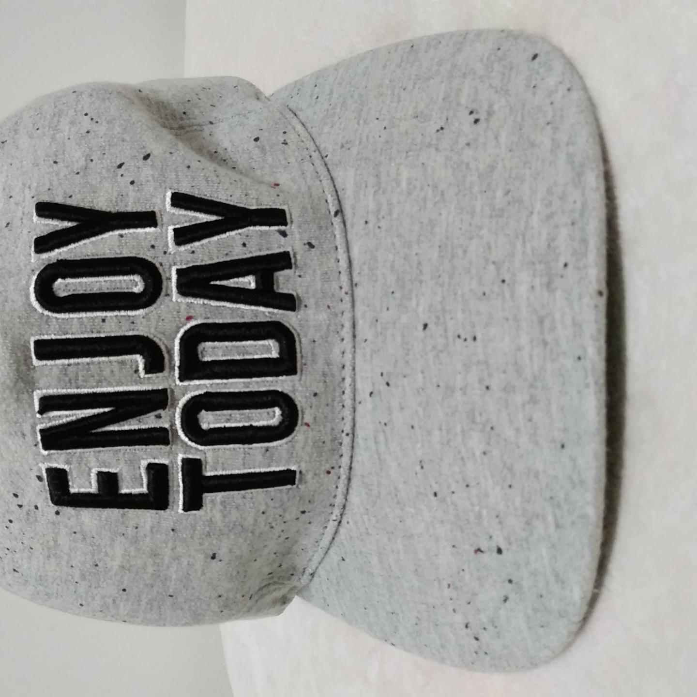 ENJOY TODAY 캡 모자