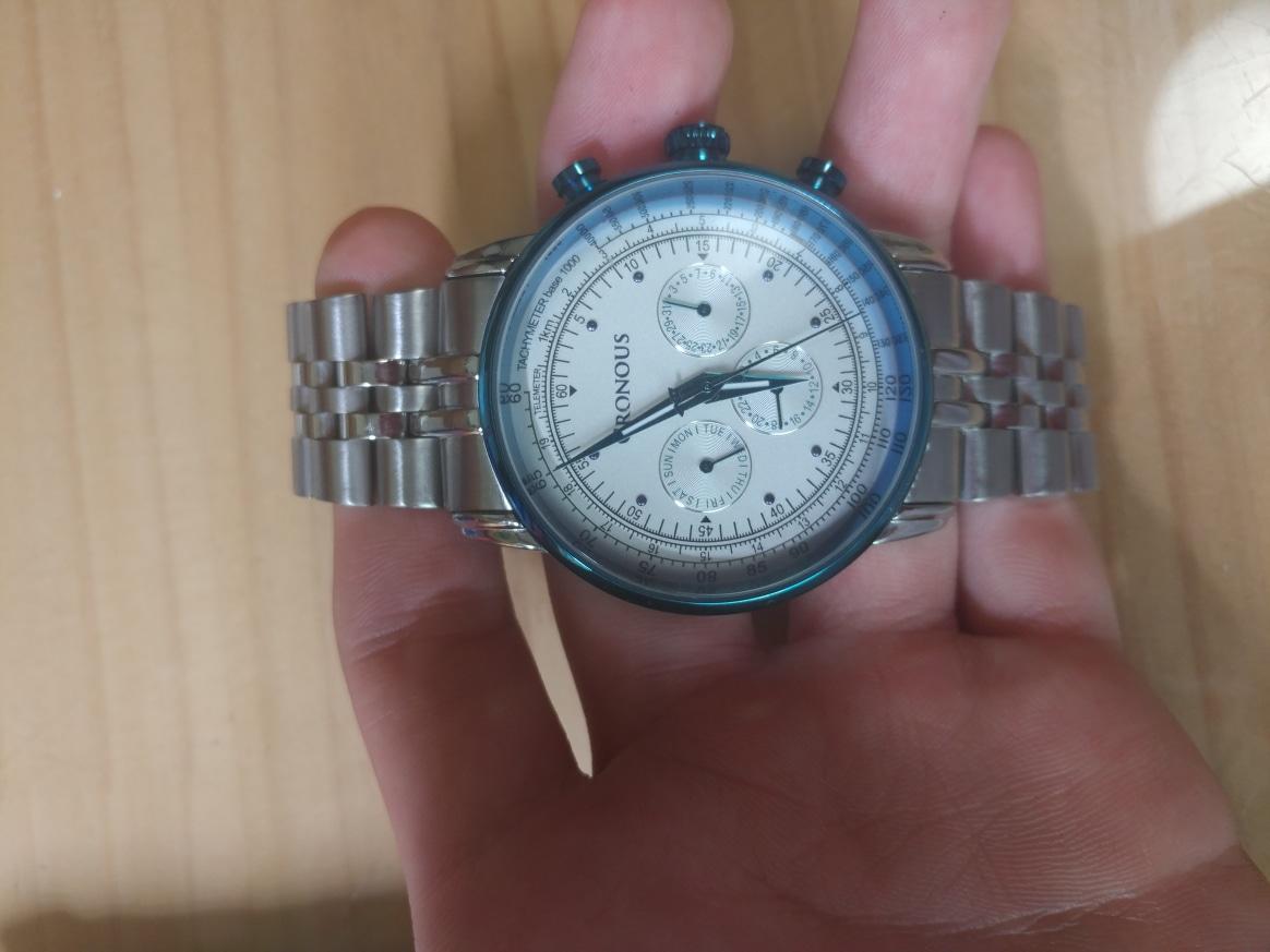 크로노스 시계(명품)