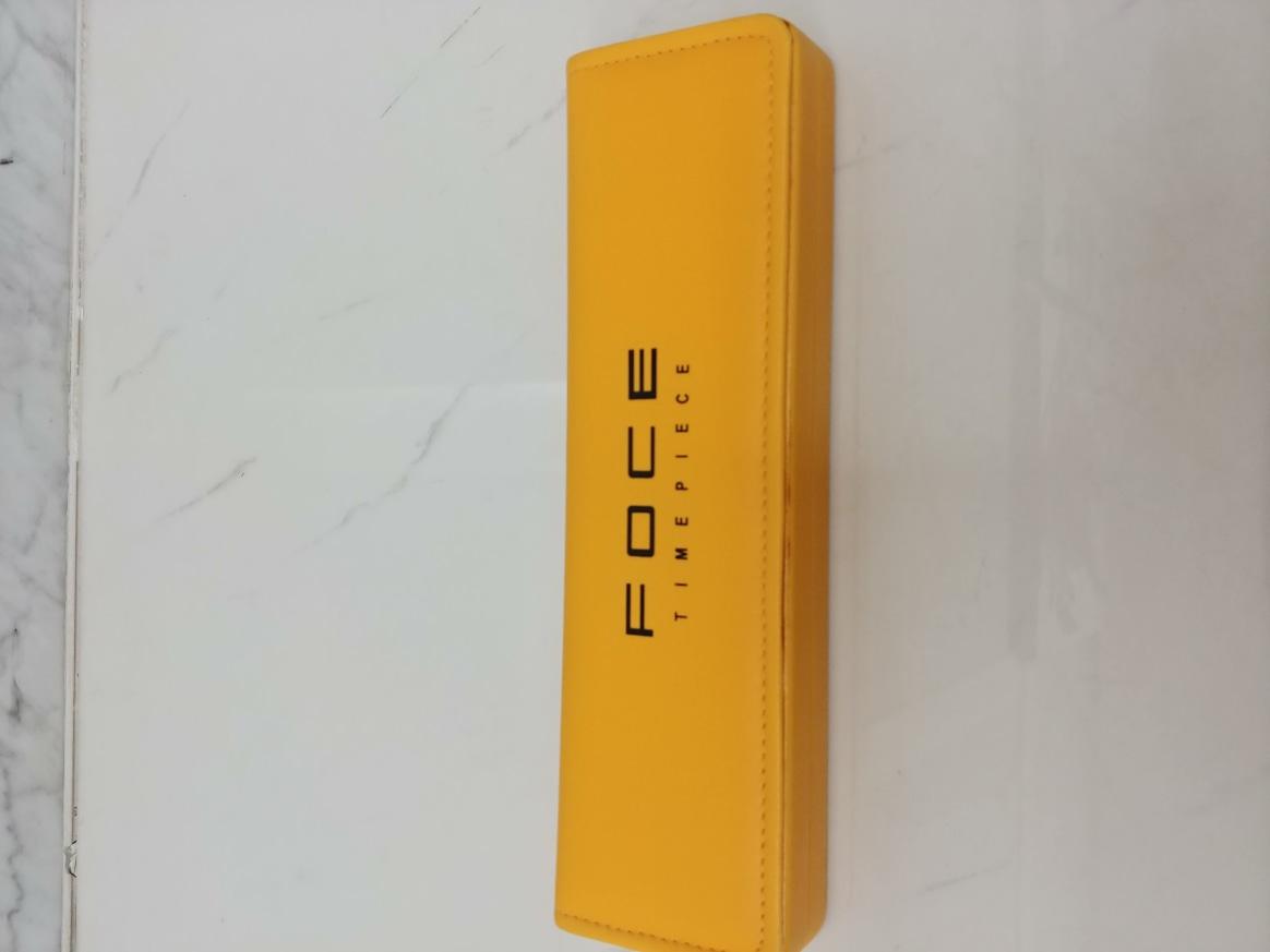 (새상품) FOCE 포체 여성 시계 핑크색, (상태굿) FOCE 포체 여성 시계 검은색