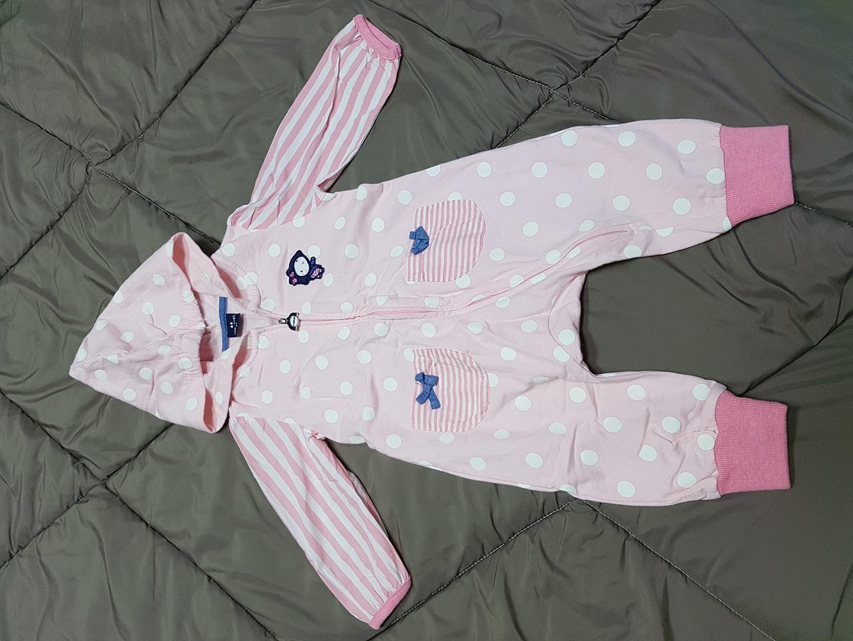 알로앤루 우주복(새옷)가격다운